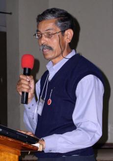 Sanu Kaji Shrestha