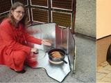 Solar Cooking Concept - Poland