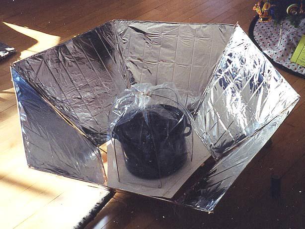 Dettinger Solar Cooker
