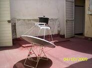 Mirandita Solar Cooking focal point