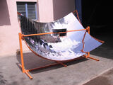 Community Solar Cooker 3 SQ MT