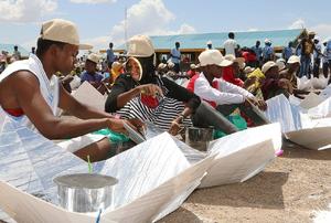 Kakuma Surakumbh cooker assembly, 5-8-17