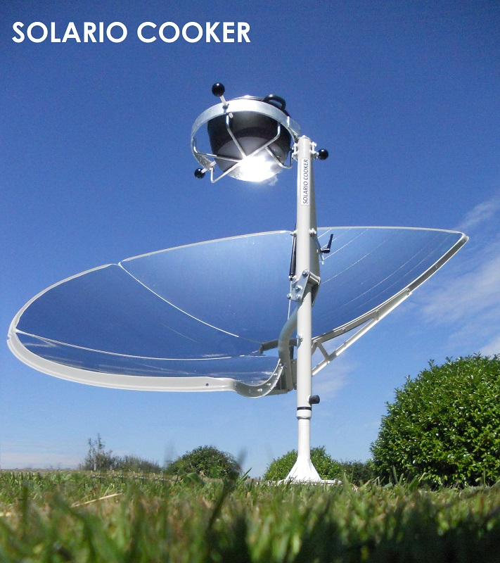 Solario Cooker