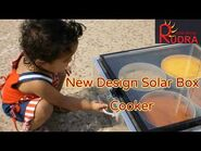 -Solarcooker -Solarcooking - Solar Cooker Working -New Solar Box Cooker Two Pot Model - -Solar-2