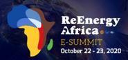 ReEnergy Africa logo, 10-14-20