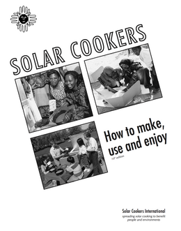Solar Cookers-How to Make, Use, and Enjoy.png