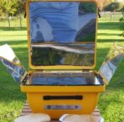 SunFocus Solar Oven