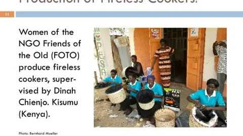 Fireless Cookers complement Solar Cookers-2