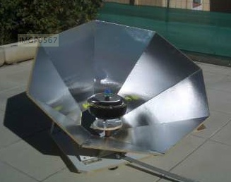 Alliance 3000 Parabolic Cooker