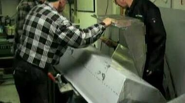 Building a Dierx solar box cooker