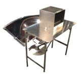 Albedo Solar Cooker