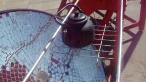 Villaseca cocina solar