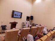 Amir Komarizade lectures solar energy, 12-1-15