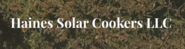 Haines Solar Cookers logo, 12-28-20