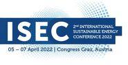 ISEC logo, 9-10-21