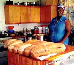 Baked bread Ivan Yaholnitsky 2008.jpg