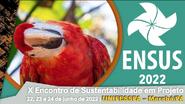 ENSUS 2022 logo