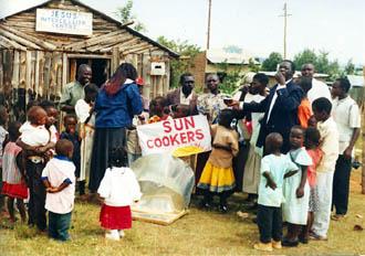 Sun Cookers International