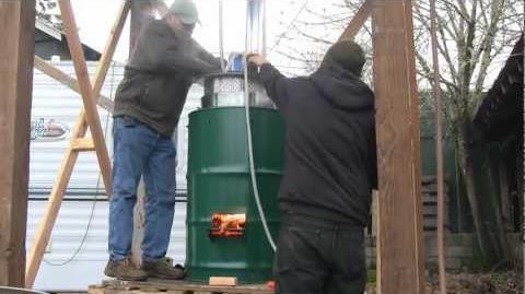 InStove Safe Drinking Water System