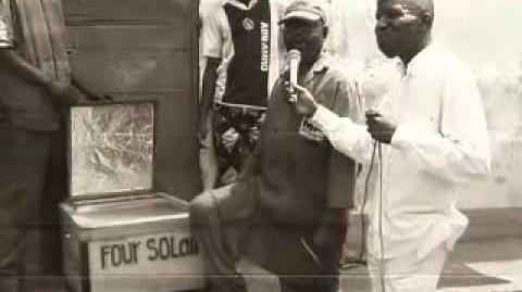 'FOUR SOLAIRE MADE IN CONGO'