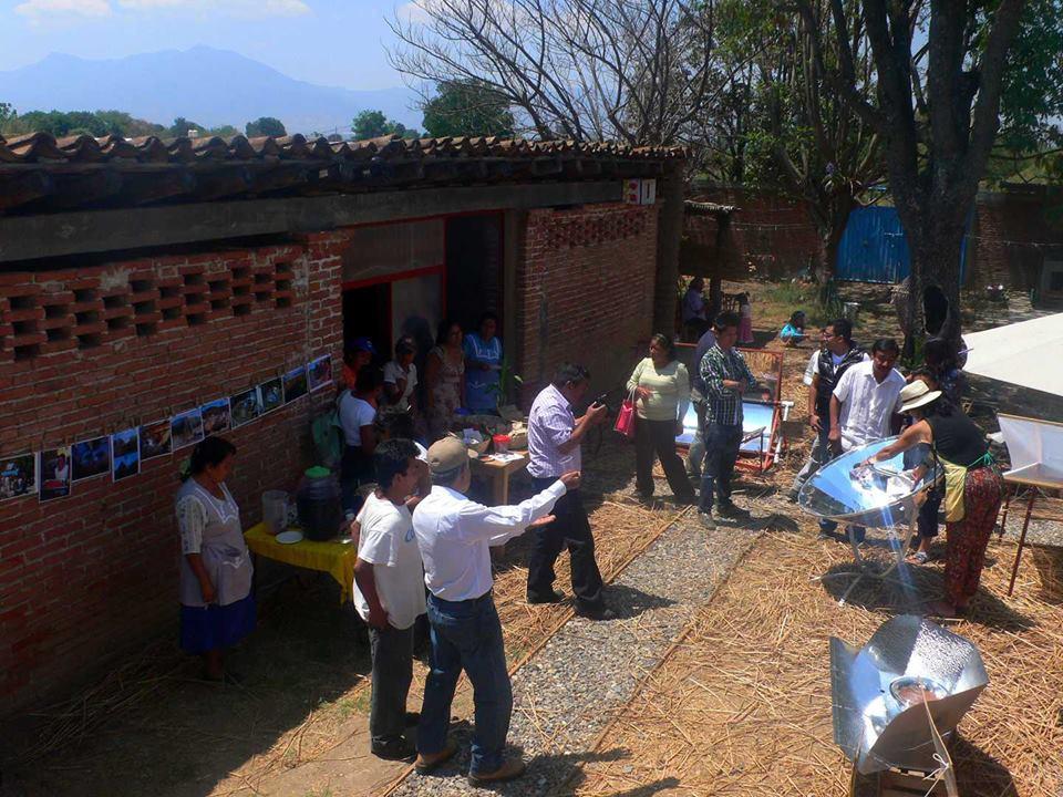 Cocina Solar Mexico
