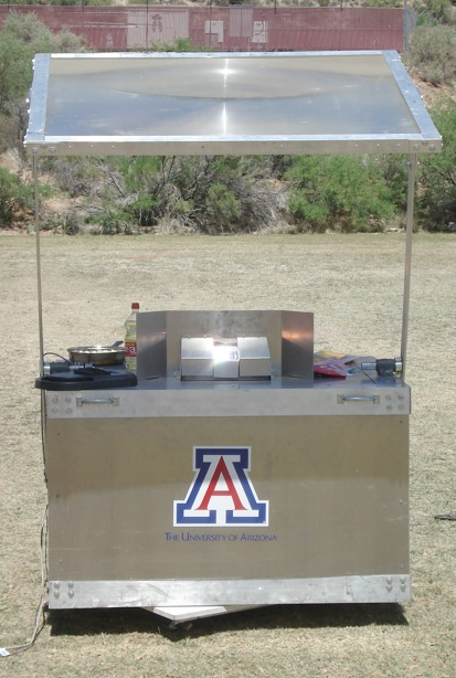 University of Arizona Solar Stove