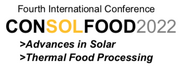 CONSOLFOOD 4th conference logo, 4-5-21