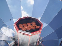 Community Solar Cooker 10 SQ MT