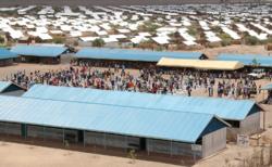 Kakuma Surakumbh aerial 2, 5-8-17