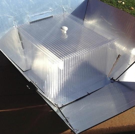 Plastic fluteboard