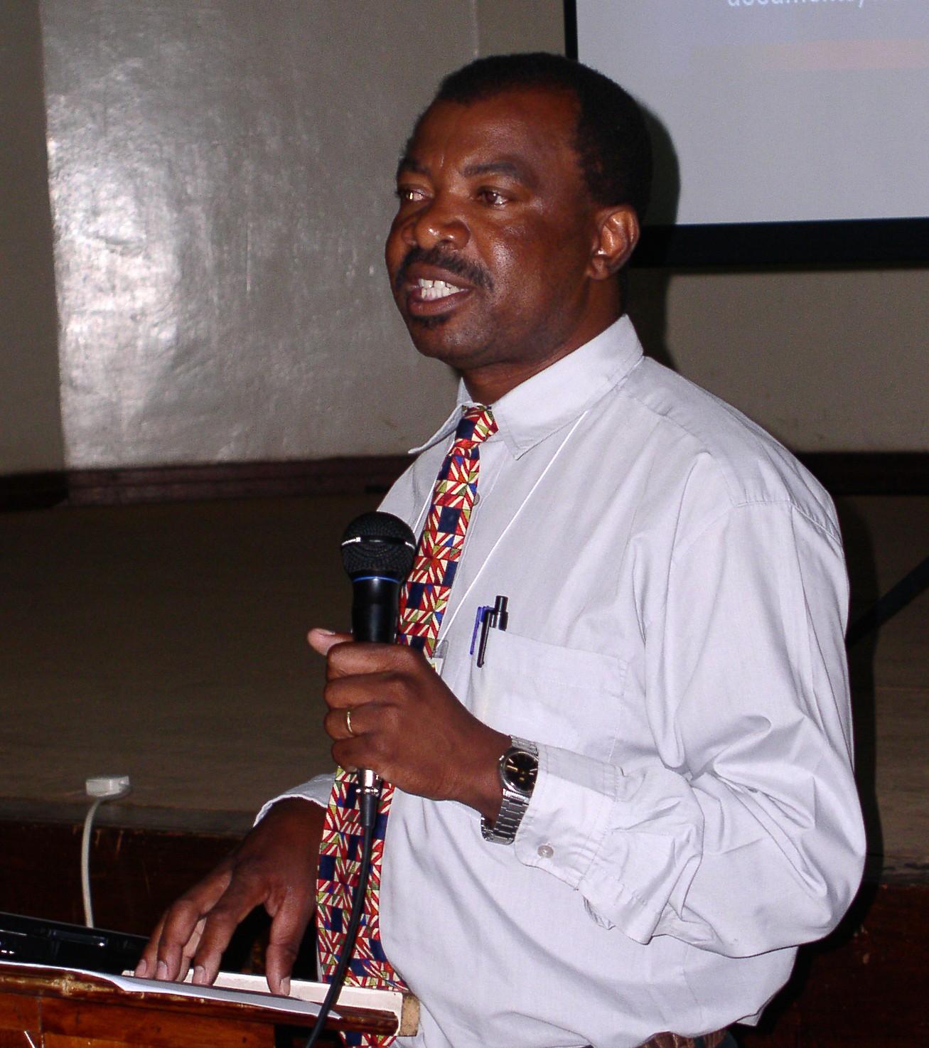 Norman Mhazo