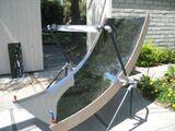 Parabolic Trough Solar Cooker (McMullin)