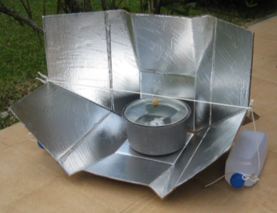 Foldable Fusion Cooker