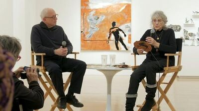 Mary_Frank_in_Conversation_with_David_Hornung_January_25,_2020