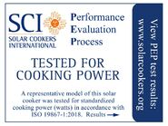 PEP cooker tested label 2, 1-13-21