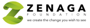 Zenaga Foundation logo, 4-12-21