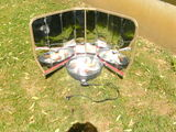 Solar Cooking Concept - France