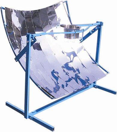 Domestic Parabolic Solar Cooker Tinytech.JPG