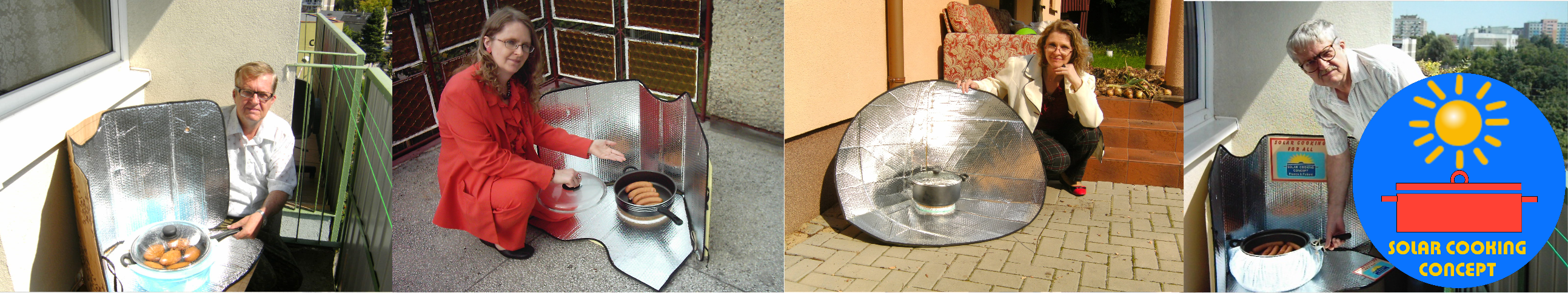 Solar Cooking Concept