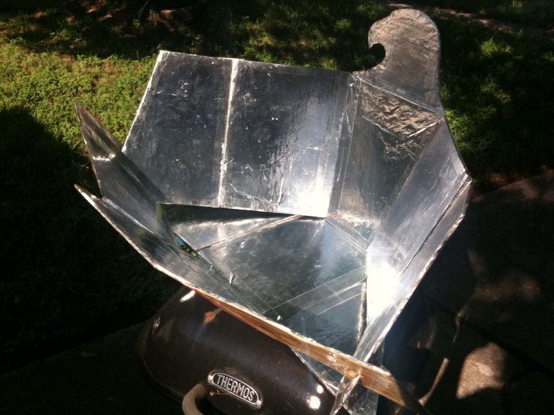 Eagle Solar Cooker