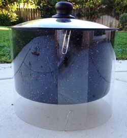 Haines Solar Cooker