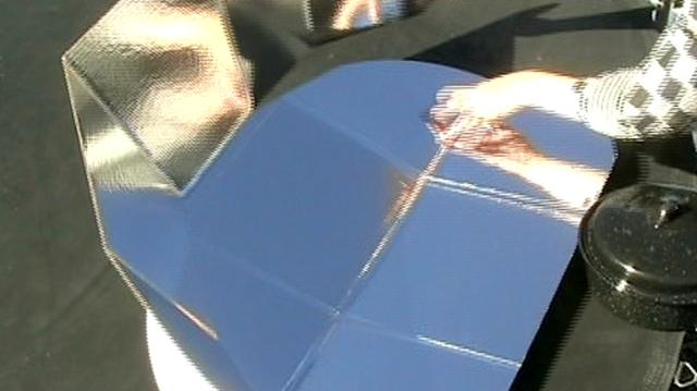 Solar Cooking with the CooKit