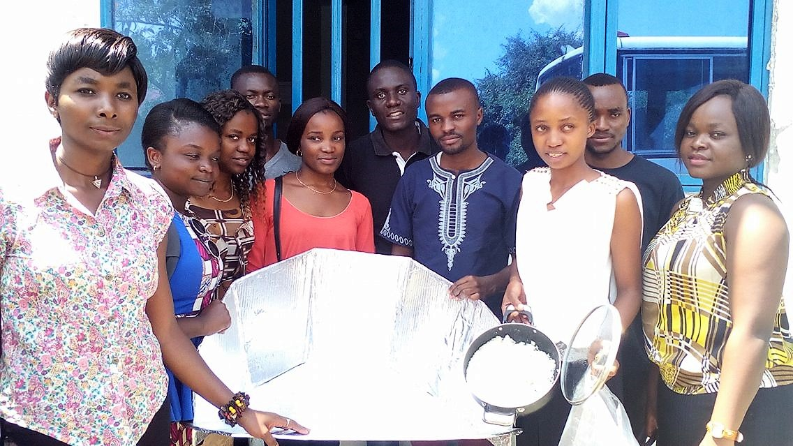 Congo Clean Cookers