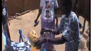 Sur La Piste cuisson solaire solario au Mali 2011