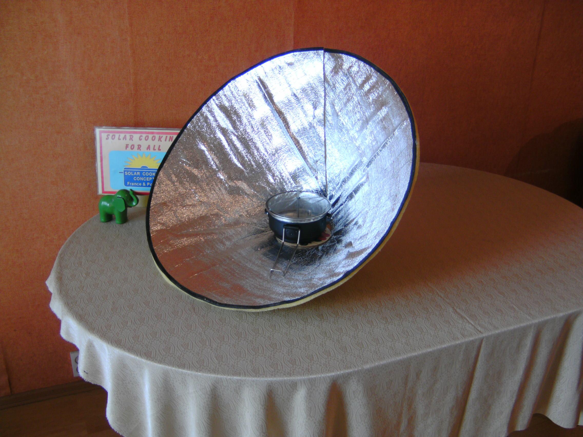 UltraLightCooker Cone