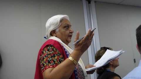 July12,2017 Janak Palta McGilligan Speakes at UN