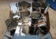 Somdrij solar cooker top, 11-25-20