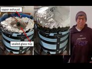 Insulated Solar Electric Cooker- Progress for ETHOS 2021, Pete Schwartz, Cal Poly Physics