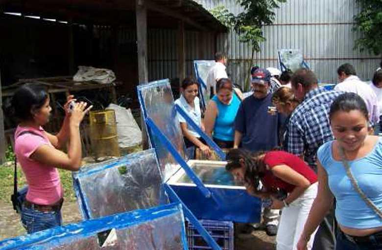 Las Mujeres Solares de Totogalpa