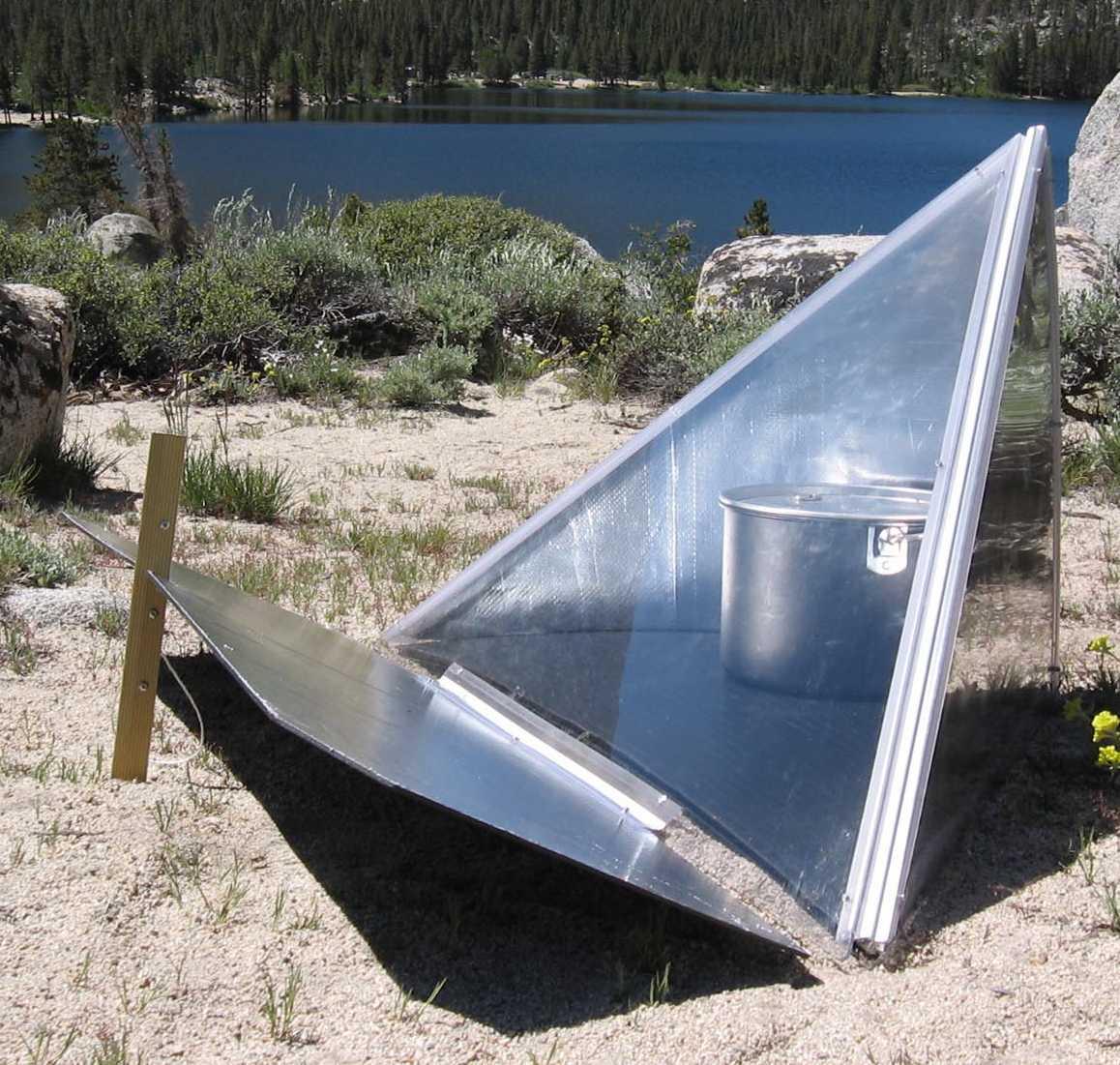 SolaReflex Pyramid